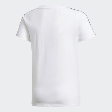 белый Футболка Karate