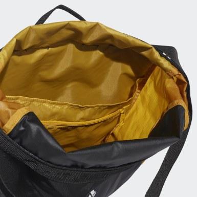 Træning Sort Classic Flap Top Shopper rygsæk