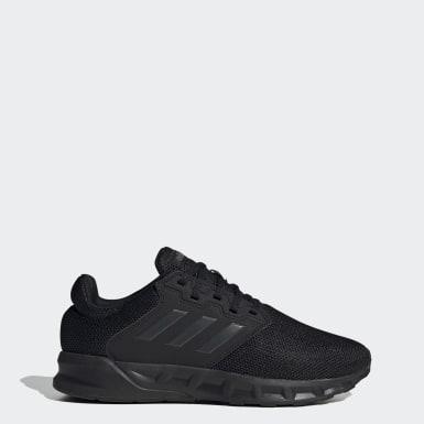 Men Sport Inspired Black Showtheway Shoes