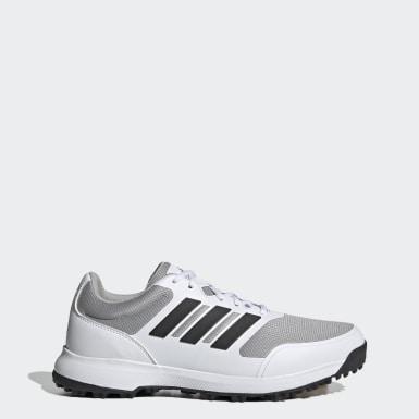 Mænd Golf Hvid Tech Response SL Spikeless Golf sko
