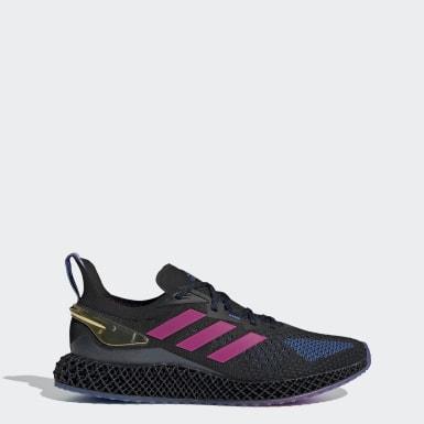 Men's Running Black X90004D Shoes
