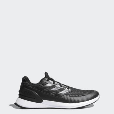 Tenis RapidaRun (UNISEX) Negro Running