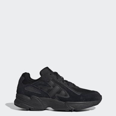 Sapatos Yung-96 Chasm Preto Homem Originals