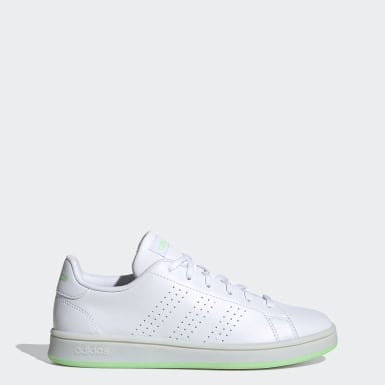 Tenis Advantage Base Blanco Mujer Sport Inspired