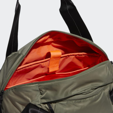 Women's Yoga Green Favorite Duffel Bag Small