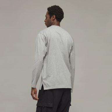 Mænd Y-3 Grå Y-3 CL Logo sweatshirt