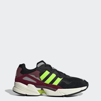 Originals สีดำ รองเท้า Yung-96