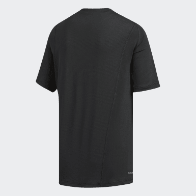 Youth Training Black Alphaskin Base Layer Tee