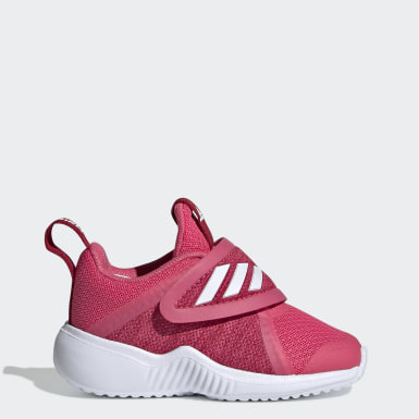 Zapatillas FortaRun X Rosado Niño Training