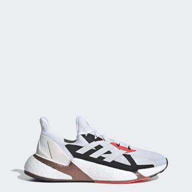 ผู้ชาย วิ่ง สีขาว รองเท้า X9000L4
