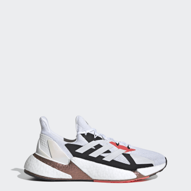 Running White X9000L4 Shoes