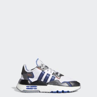Sapatos StarWars Nite Jogger Branco Criança Originals