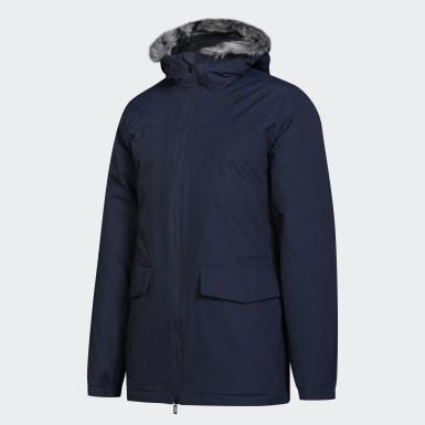 серый Куртка утепленная