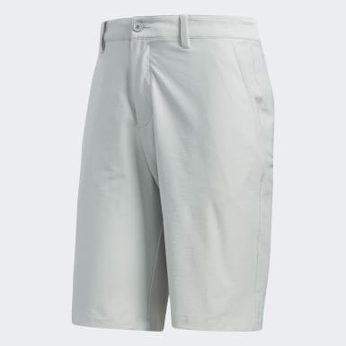 Men's Golf Grey Adipure Tech Shorts