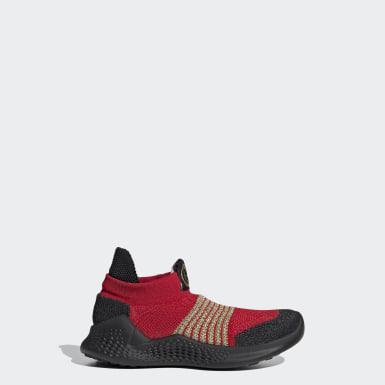 เด็ก เทรนนิง สีแดง รองเท้า Marvel Iron Man Pure RNR