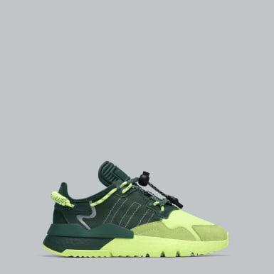 Chaussure Nite Jogger Vert Originals