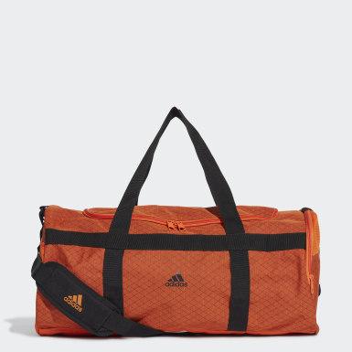 Training Orange 4ATHLTS Duffel Bag Medium