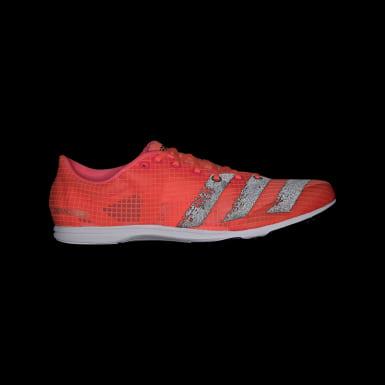 Männer Leichtathletik Distancestar Spike-Schuh Rosa
