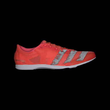 Men Track & Field Pink Distancestar Spikes