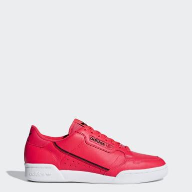 adidas rojo hombre zapatillas