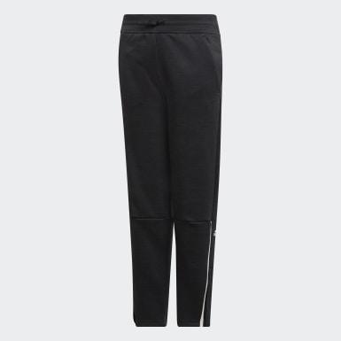 Børn Athletics Sort adidas Z.N.E. 3.0 Slim bukser