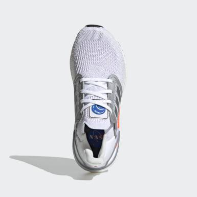 Zapatillas Ultraboost 20 Blanco Mujer Running