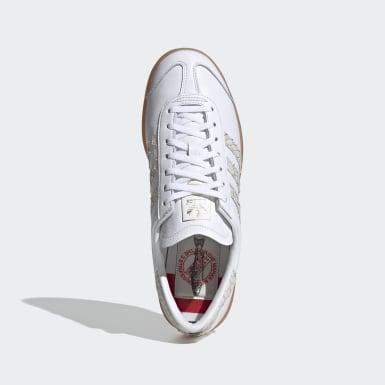 Kvinder Originals Hvid Hamburg sko
