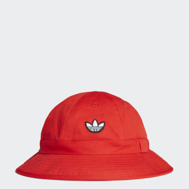 Originals Red Samstag Bucket Hat