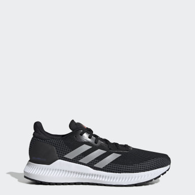 Men's Running Black Solarblaze Shoes