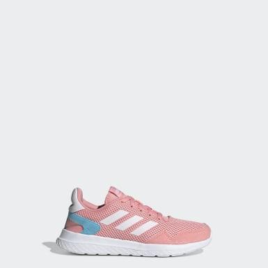 Chaussure Archivo Rose Enfants Running