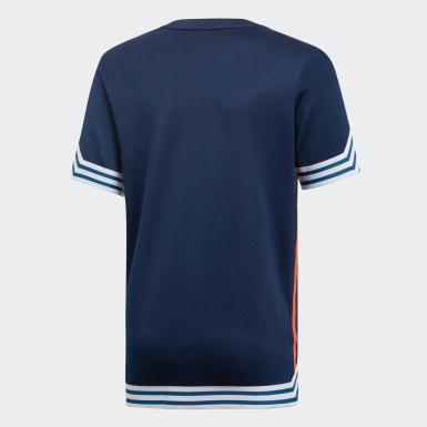 синий Футболка EDGE TEE