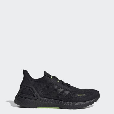 Herr Löpning Svart Ultraboost SUMMER.RDY Shoes