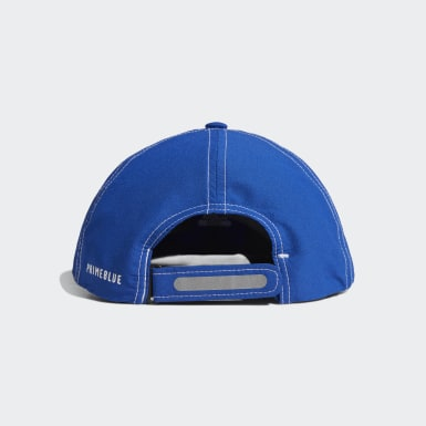 Casquette AEROREADY Primeblue Runner Low bleu Course