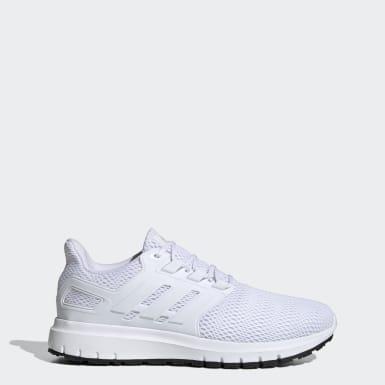 Chaussure Ultimashow Blanc Hommes Running