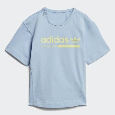 Conjunto Shorts Kaval (UNISEX) Azul Niño Originals