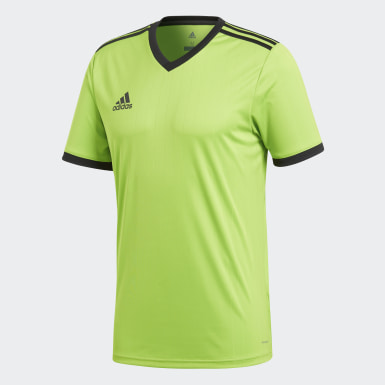 Men Football Green Tabela 18 Jersey
