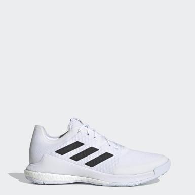 Training Crazyflight Schuh Weiß