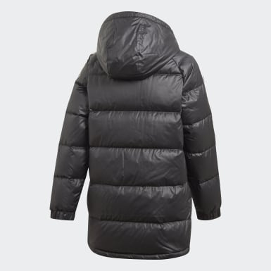 Youth 8-16 Years Originals Black Down Jacket