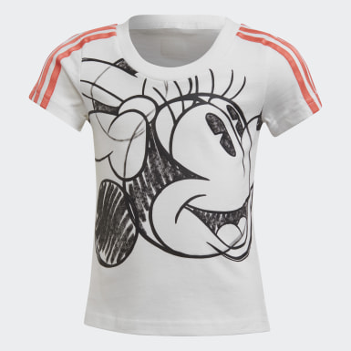 Meisjes Training Wit Minnie Mouse Zomerset