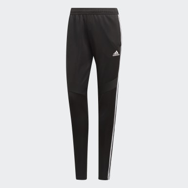 Women's Softball Black Tiro 19 Training Pants