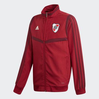Conjunto de Presentación River Plate Granate Niño Fútbol