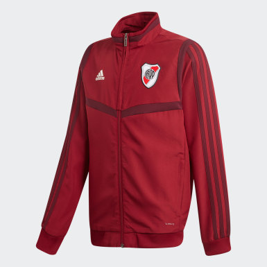 Conjunto de Presentación River Plate Burgundy Niño Fútbol