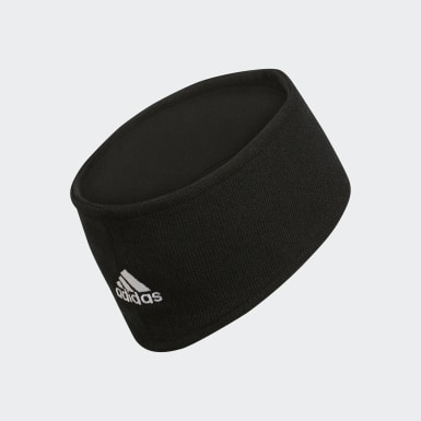 Men's Training Black Earband