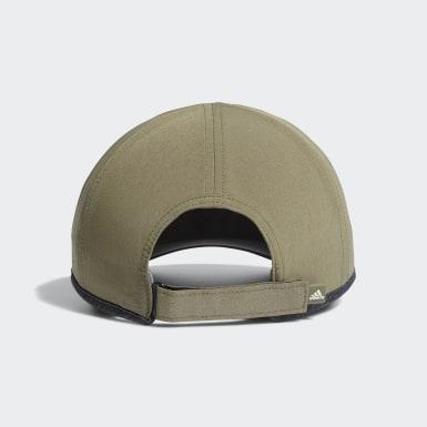 Men's Hiking Green Superlite Hat
