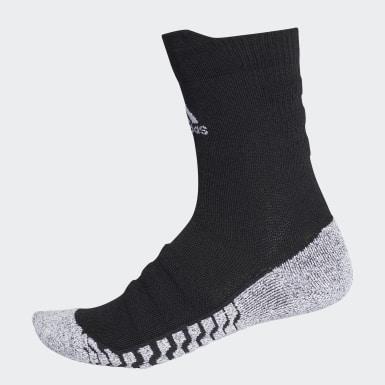 Calcetines Clásicos Acolchados Alphaskin Lightweight (UNISEX) Negro Outdoor