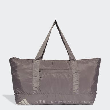 Bolsa Travel Gris Mujer adidas by Stella McCartney