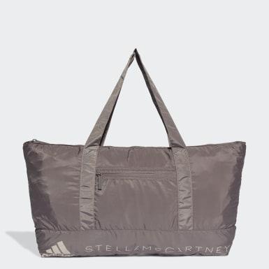 Saco Travel Cinzento Mulher adidas by Stella McCartney
