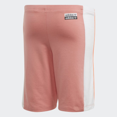 Jongens Originals Roze Cycling Short