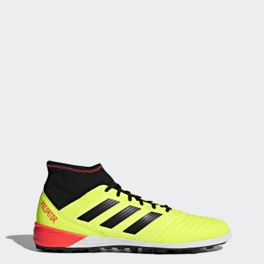 Schoenen Adidas Originals Heren Geel Voetbal 1 Predator