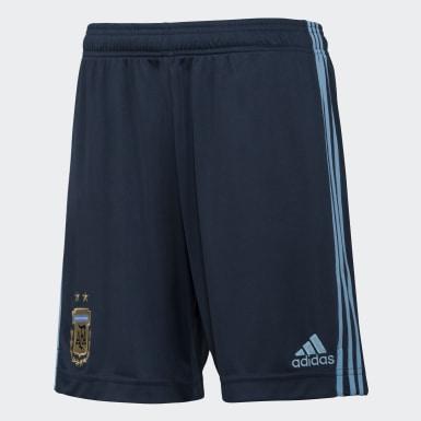 Shorts de visitante Argentina